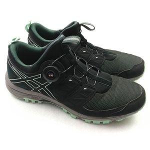 Asics GEL FujiRado Trail Running Shoes Size 10